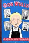 [Picture of an Oor Wullie Annual]