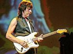 [Picture of Jeff Beck playing his guitar]