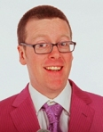 [Picture of Frankie Boyle comedian]