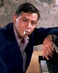 [Picture of Oscar Levant at Piano - An American in Paris]