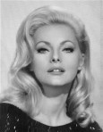 [Monochrome Picture of Virna Lisi]