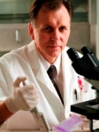 [Picture of Barry Marshall discoverer of Helicobacter Pylori]