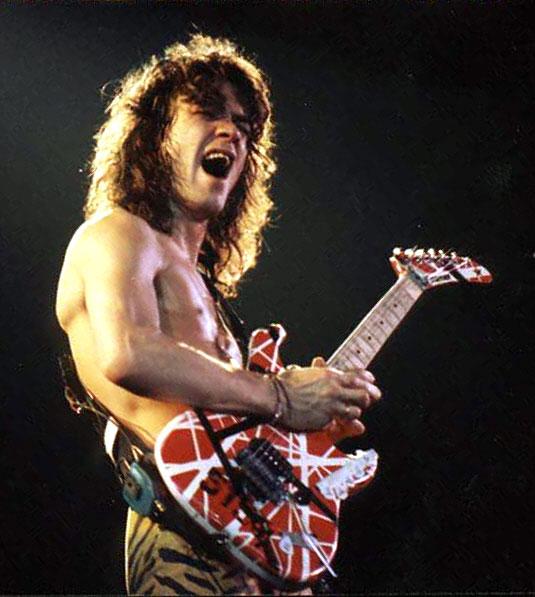 Eddie Van Halen Guitar Techniques And Early Sound Project Evh