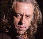 [Picture of Bob Geldof]