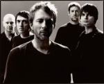 [Picture of the members of Radiohead]