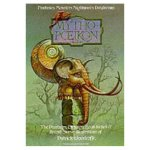[Patrick Woodroffe's book cover for his book Mythopoeikin]