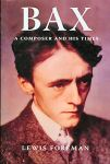 [Pic of Arnold Bax on cover of book]