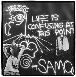 [ Samo graffiti -- confusing life]