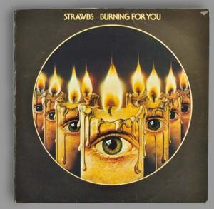 [Art of eyes as candles by Patrick Woodroffe]